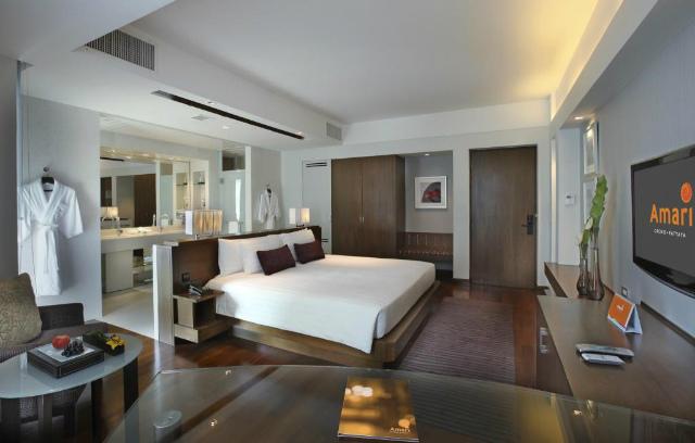 パタヤのホテル アマリ オーシャン ホテル パタヤ (Amari Ocean Hotel Pattaya) パタヤビーチロード