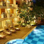 パタヤのホテル ベラ ヴィラ プリマ ホテル (Bella Villa Prima Hotel) パタヤビーチロード