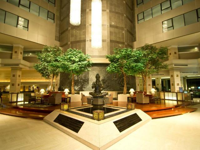 パタヤのホテル Royal Cliff Beach Hotel パタヤ中心部