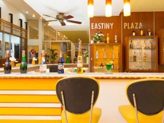 パタヤのホテル イースティニー プラザ ホテル (Eastiny Plaza hotel) パタヤビーチロード