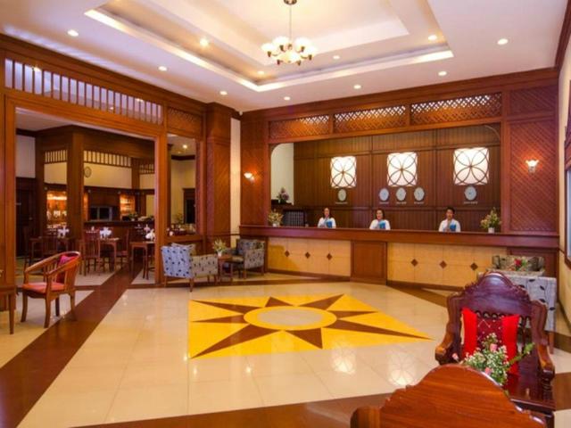 パタヤのホテル イースティニー セブン ホテル (Eastiny Seven Hotel) パタヤビーチロード