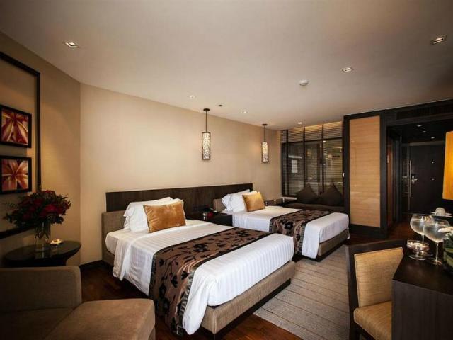 パタヤのホテル エーワン パタヤ ビーチ リゾート(A-One Pattaya Beach Resort) パタヤビーチロード