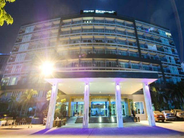 パタヤのホテル ホテル セレクション パタヤ (Hotel Selection Pattaya) パタヤビーチロード
