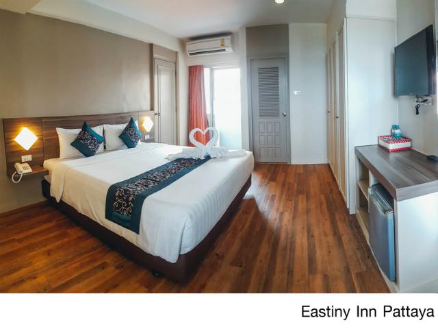 パタヤのホテル イースティニー イン (Eastiny Inn) パタヤビーチロード