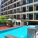 パタヤのホテル オーガスト スイート パタヤ (August Suites Pattaya) パタヤ中心部