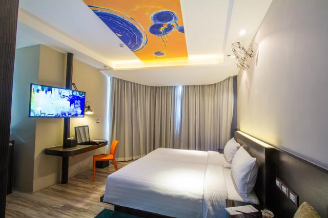 パタヤのホテル サイアム アット サイアム デザイン ホテル パタヤ (Siam @ Siam Design Hotel Pattaya) パタヤ北部