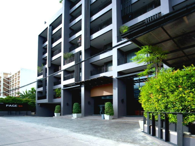 パタヤのホテル ページ 10 ホテル (Page 10 Hotel) パタヤ中心部