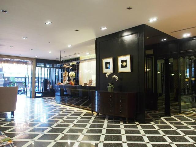 パタヤのホテル KTK ロイヤル レジデンス (KTK Royal Residence) パタヤ中心