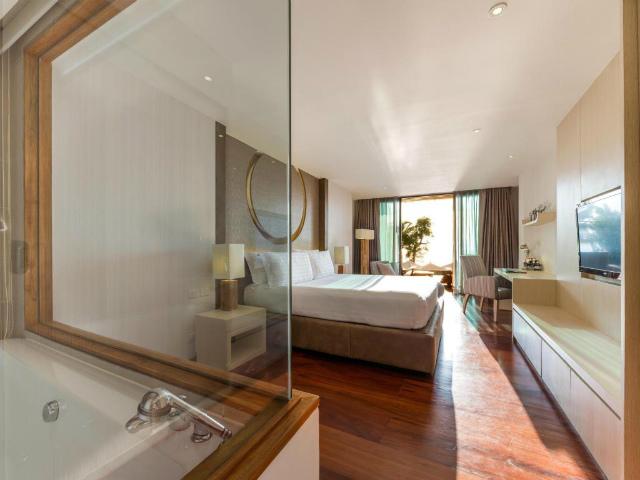 パタヤのホテル ケイプ ダラ リゾート (Cape Dara Resort) パタヤ北部