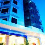 パタヤのホテル フリッパー ロッジ (Flipper Lodge) パタヤビーチロード
