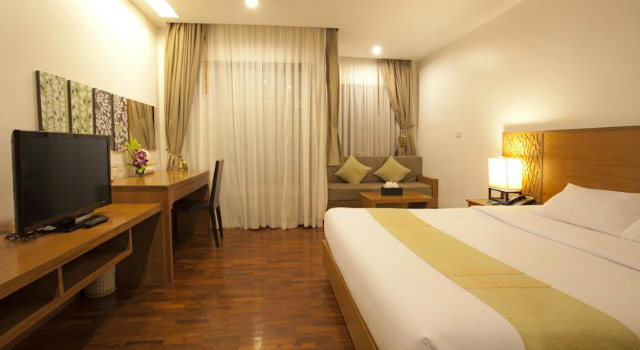 アレカ ロッジ ホテル (Areca Lodge Hotel)