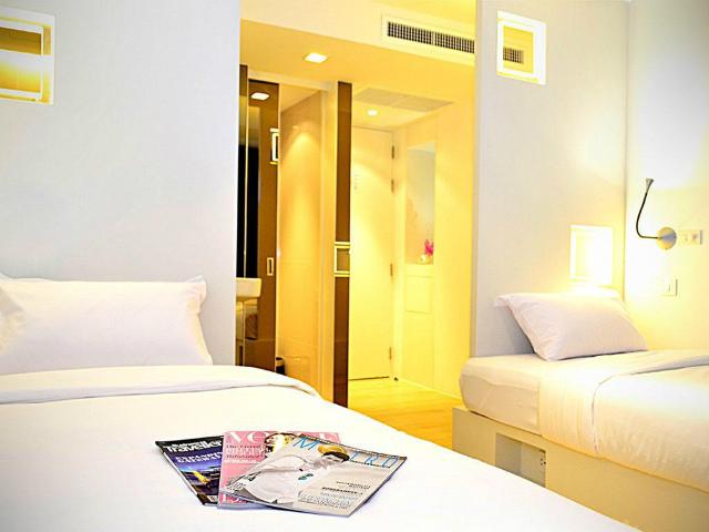 パタヤのホテル A ワン スター ホテル (A-One Star Hotel) パタヤビーチロード