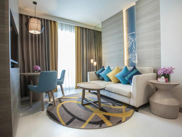 パタヤのホテル メルキュール パタヤ オーシャン リゾート (Mercure Pattaya Ocean Resort) パタヤビーチロード