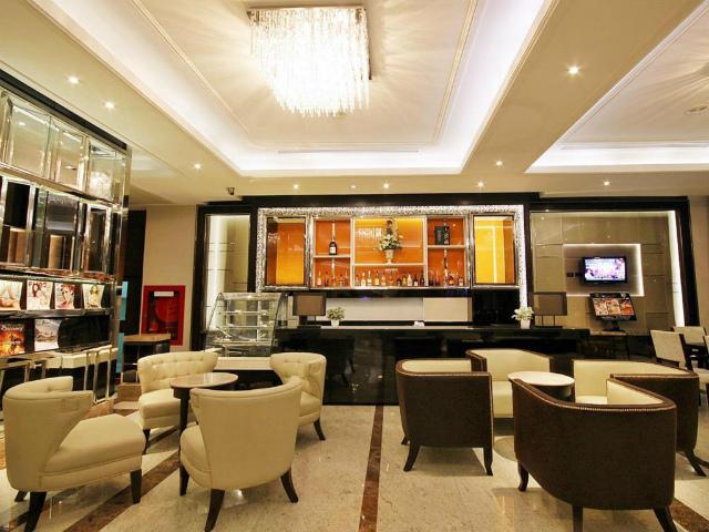 パタヤのホテル インティメイト ホテル (Intimate Hotel) パタヤ中心部