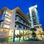 パタヤのホテル ザ パタヤ ディスカバリー ビーチ ホテル (Pattaya Discovery Beach Hotel) パタヤビーチロード