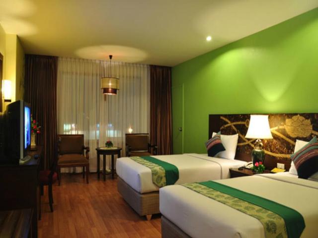 パタヤのホテル サバイ エンプレス ホテル (Sabai Empress Hotel) パタヤ北部