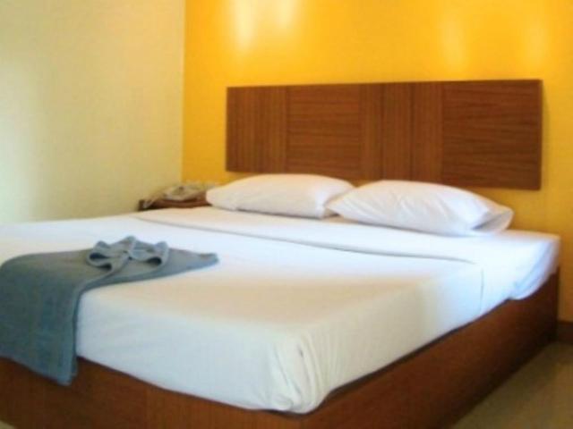 パタヤのホテル ツイン パームス リゾート パタヤ (Twin Palms Resort Pattaya) パタヤビーチロード