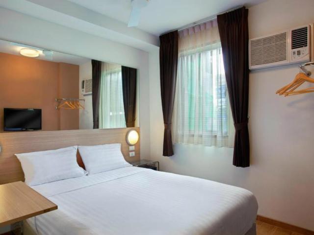 パタヤのホテル レッド プラネット パタヤ (Red Planet Pattaya) パタヤ北部