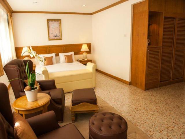 パタヤのホテル リド ビーチ ホテル (Lido Beach Hotel) ウォーキングストリート