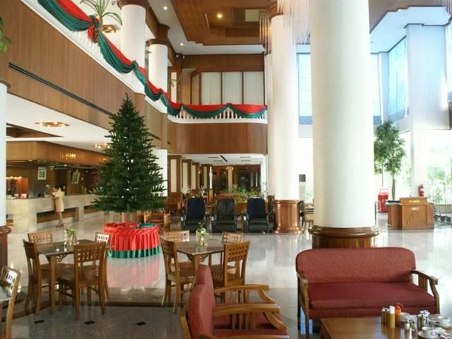 パタヤのホテル ロイヤル パレス ホテル (Royal Palace Hotel) パタヤ中心部