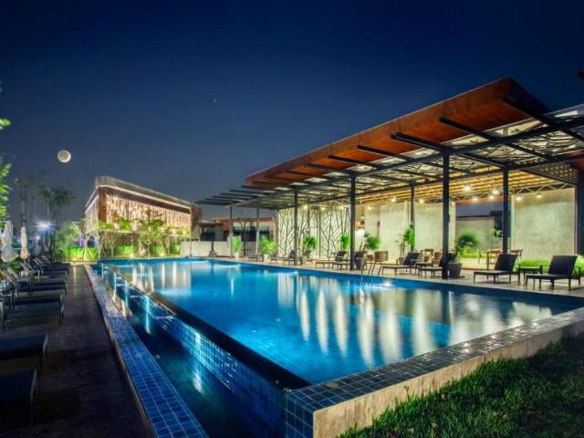 パタヤのホテル シー ツー プール ヴィラ (Sea Two Pool Villa) パタヤ北部