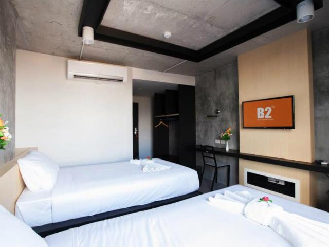 パタヤのホテル B2 ホテル サウス パタヤ (B2 Hotel South Pattaya) パタヤ南部