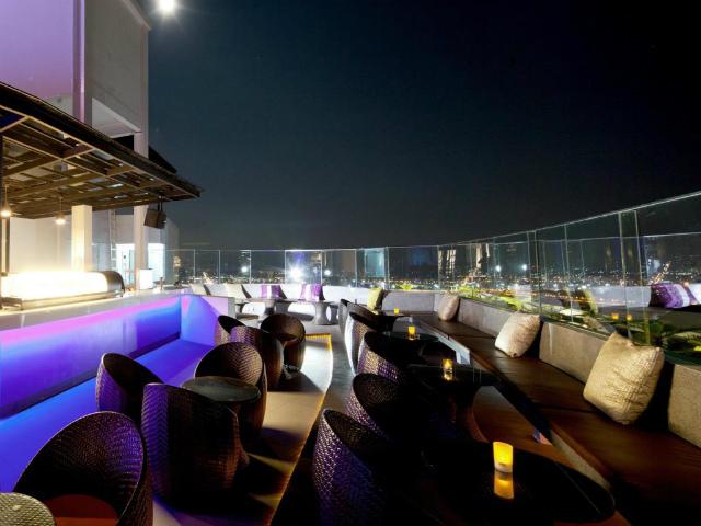 パタヤのホテル ディー ワーリー ジョムティエン ビーチ パタヤ(D Varee Jomtien Beach Pattaya Hotel) パタヤ南部