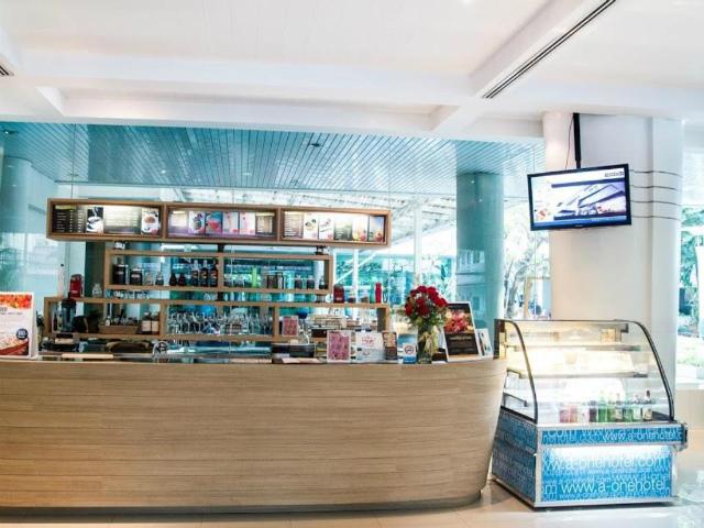 パタヤのホテル エー ワン ニュー ウィング ホテル (A-One New Wing Hotel) パタヤビーチロード