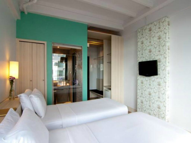 パタヤのホテル サンダレー リゾート (Sandalay Resort Pattaya) パタヤビーチロード