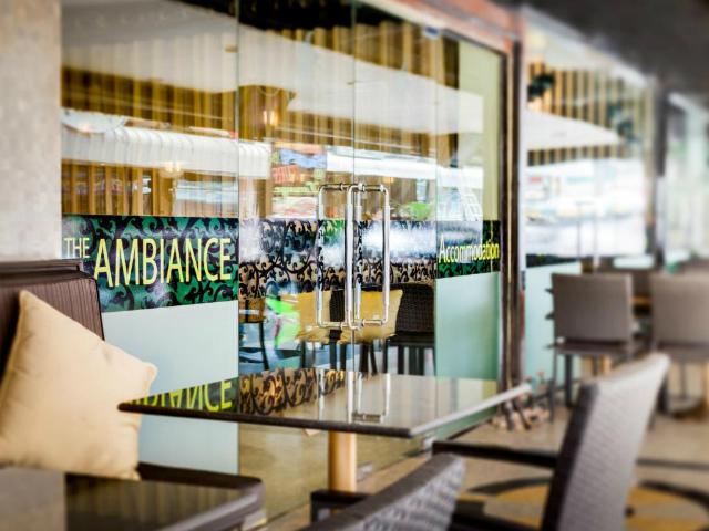 パタヤのホテル アンビアンス パタヤ ホテル (Ambiance Pattaya Hotel) パタヤビーチロード
