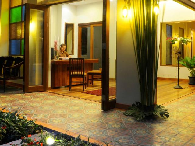 パタヤのホテル バーン クン ナーイ (Baan Khun Nine) パタヤビーチロード
