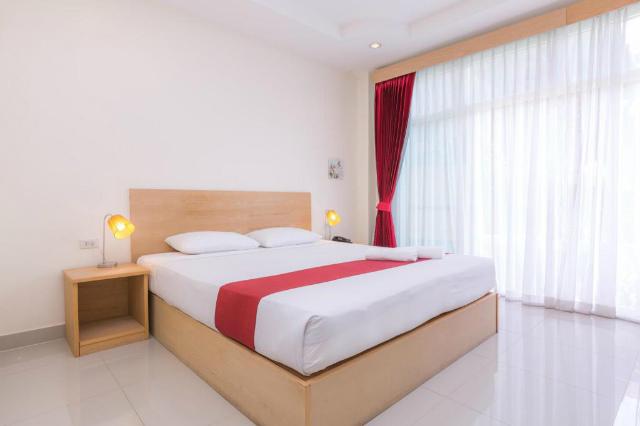 パタヤのホテル ジン リゾート&スパ (Zing Resort & Spa) パタヤ南部
