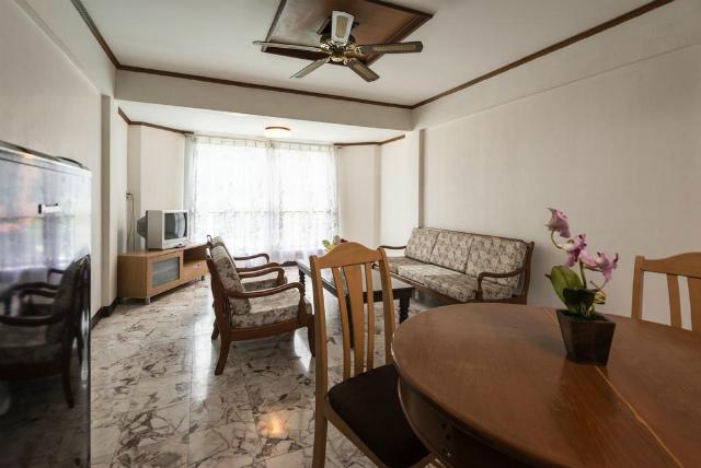 パタヤのホテル シーショア パタヤ リゾート (Seashore Pattaya Resort) パタヤ中心部