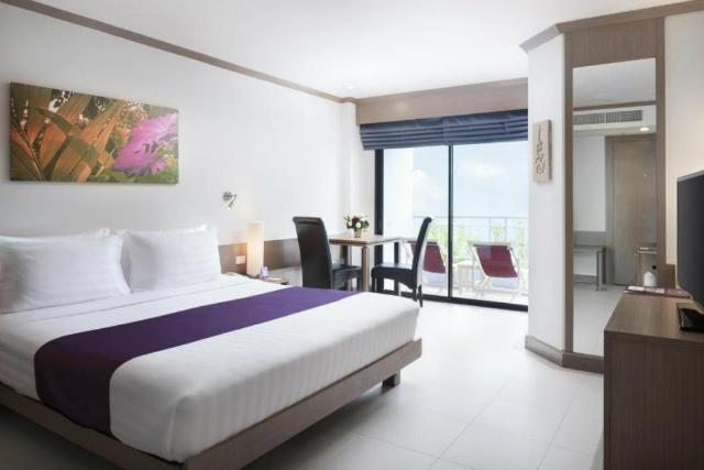 パタヤのホテル メルキュール パタヤ (Mercure Pattaya) パタヤ中心部