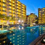 パタヤのホテル ベラ エクスプレス ホテル (Bella Express Hotel) パタヤ中心部
