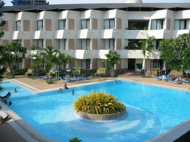 パタヤのホテル トロピカーナ ホテル (Tropicana Hotel) パタヤビーチロード