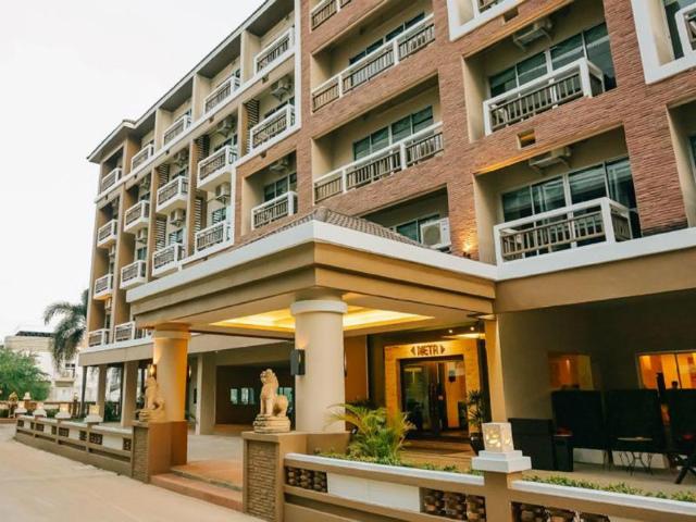 パタヤのホテル ネタ リゾート パタヤ (Neta Resort Pattaya) パタヤ中心部