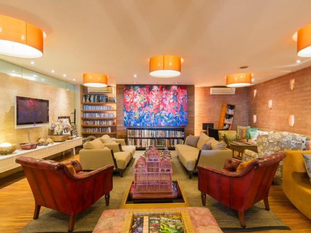 パタヤのホテル バブーナ ビーチフロント リビング ホテル (Baboona Beachfront Living Hotel) パタヤビーチロード