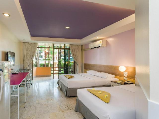 パタヤのホテル ピース リゾート パタヤ (Peace Resort Pattaya) パタヤ北部