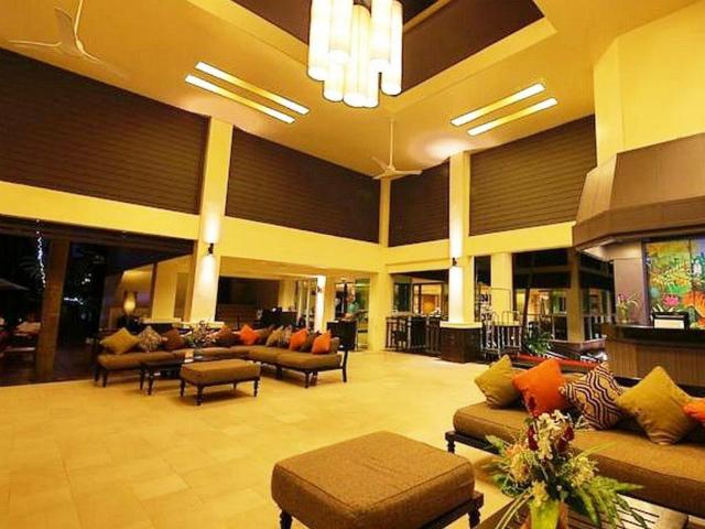 パタヤのホテル ザ グリーン パーク リゾート (The Green Park Resort) パタヤ北部
