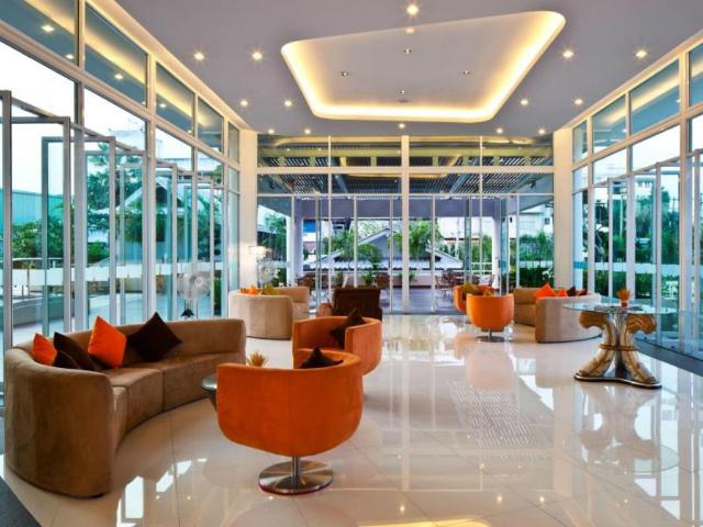 パタヤのホテル ホテル J パタヤ (Hotel J Pattaya) パタヤ北部
