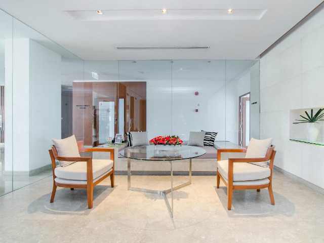 パタヤのホテル ウッドランズ スイーツ サービスレシデンス (Woodlands Suites Serviced Residences) パタヤ北部