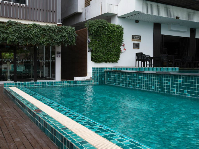 パタヤのホテル シグネチャー パタヤ ホテル(Signature Pattaya) パタヤ南部