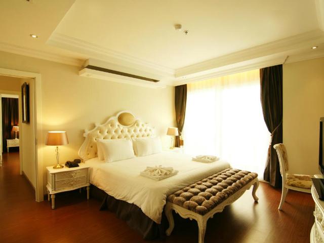 パタヤのホテル ミラクル スイート (Miracle Suite) パタヤ南部