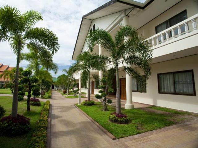 パタヤのホテル タイ ガーデン リゾート(Thai Garden Resort) パタヤ北部