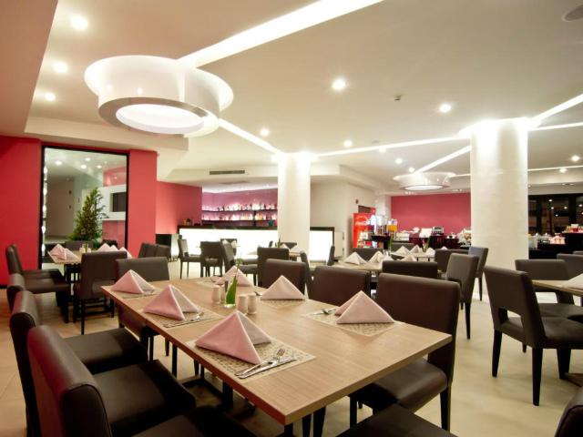 パタヤのホテル トリオ ホテル (Trio Hotel) パタヤ北部