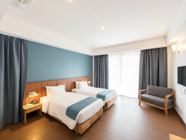 パタヤのホテル ザ リーラ リゾート & スパ パタヤ (The Leela Resort & Spa Pattaya) パタヤ北部