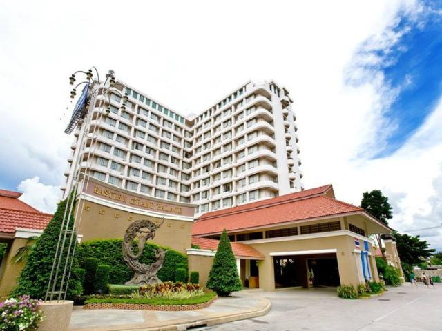パタヤのホテル イースタン グランド パレス ホテル (Eastern Grand Palace Hotel) パタヤ南部
