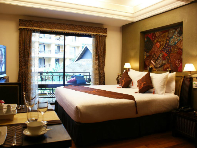 パタヤのホテル マントラ プラ リゾート & スパ (Mantra Pura Resort) パタヤ北部
