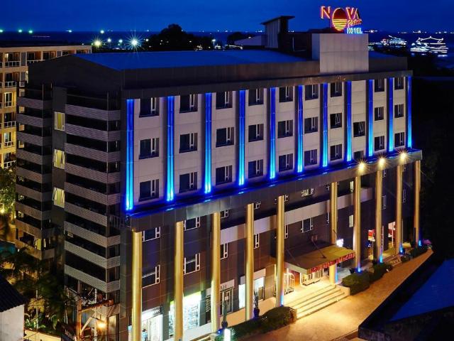 パタヤのホテル ノバ プラチナム ホテル (Nova Platinum Hotel) パタヤ南部